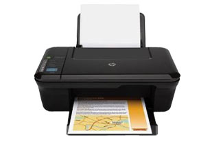 HP Deskjet All-in-One Printer Scanner Copier