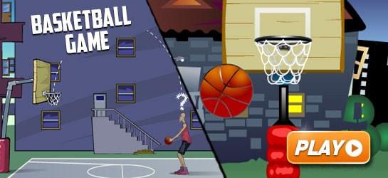 Basketball Game Game