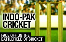 Indo Pak Cricket Game - Cricket Games