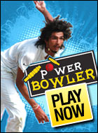 Ishant Sharma Power Bowler Game - Cricket Games