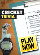 Cricket Trivia Game - Strategy Games