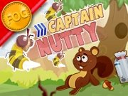Captain Nutty Game - New Games