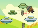 Ufo Terminator Game - New Games