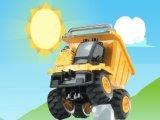 Truck Rush Seasons Game - New Games
