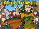 Robin To The Rescue Game - New Games