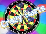 Crazy Darts Game - New Games