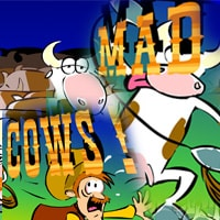 Mad Cows Game - New Games