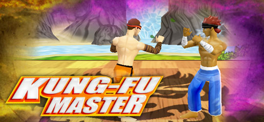 Kung-fu master Game - Action Games