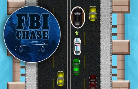 FBI Chase Game - Action Games