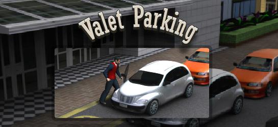 Valet Parking 3D Game - Racing Games