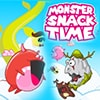 Monster Snack Time Game - ZK- Puzzles Games