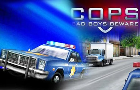 Cops Bad Boys Beware Game - Racing Games