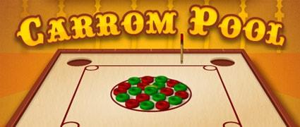 Carrom Pool Game - Sports Games