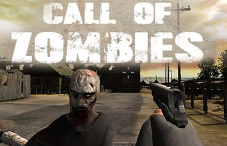 Call of Zombies Game - Arcade Games