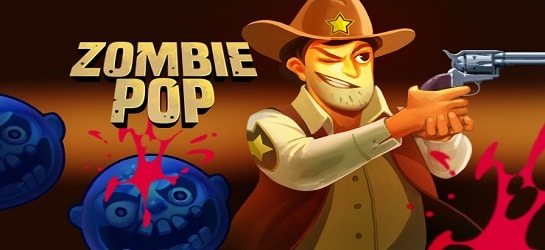 Zombie Pop Game - Arcade Games