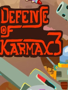 Captain Rogers Defense of Karmax Game - Adventure Games