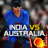 India Vs Australia Game - Cricket Games