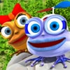 Froggie Jump Game - Strategy Games