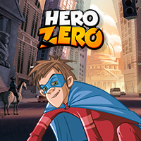 Hero Zero Game - Arcade Games