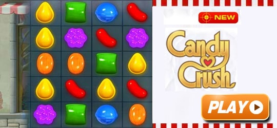 Candy Crush Game - New Games