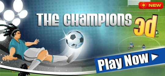 The Champions 3D Game - Football Games