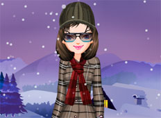 Winter Lover Game - Girls Games