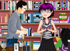Naughty Library Love Game - Girls Games