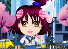 Chibi Anime Fashion Game - Girls Games