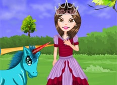 Pony Princess Game - Girls Games