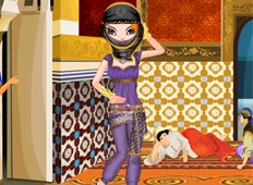 Harem Dancer Game - Girls Games