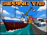 Shipping Yard Game - New Games