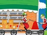 Trolley Express Game - New Games