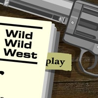 Wild Wild West Game - New Games