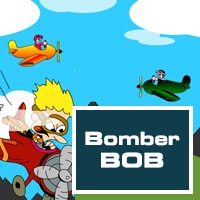 Bomber Bob Game - New Games