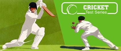 Cricket Test Series Game - Cricket Games