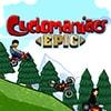 Cyclomaniacs Epic Game - Racing Games