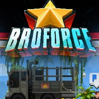 BROFORCE Game - Shooting Games