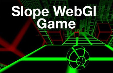 Slope Game - Strategy Games