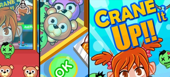 Crane It Up Game - Dress-up Games