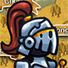 Knight Treasure Game - Adventure Games