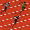 100 Meters Race Game - Racing Games