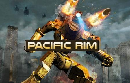 Pacifc Rim Game - iPhone Games