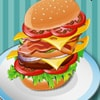 Burger Time Game - Arcade Games