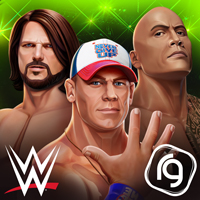 WWE Mayhem iOS Game - iPhone Games