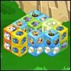 Animal Cubes Game - Arcade Games