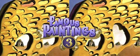 Famous Paintings 3 Game - Arcade Games