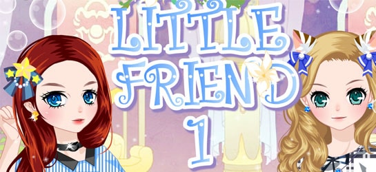 Little Friend Game - Girls Games