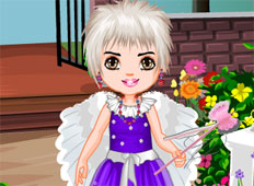 Cute Little Angle Game - Girls Games