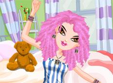 Crazy Girl Game - Girls Games