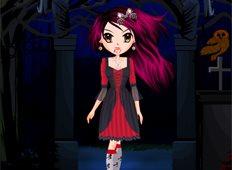 Anime Vampires Game - Girls Games